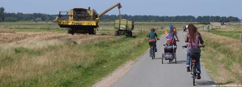 Fahrrad Urlaub Amrum