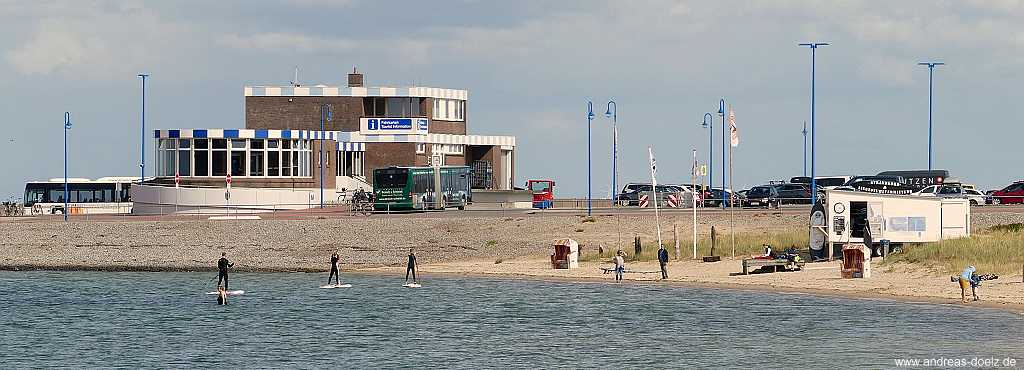 SUP (Stand up Paddling) Schule Wittdün Amrum