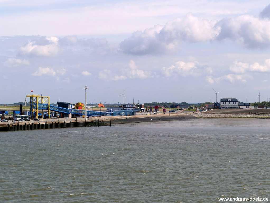 Fährhafen Dagebüll - Tor zu den Inseln