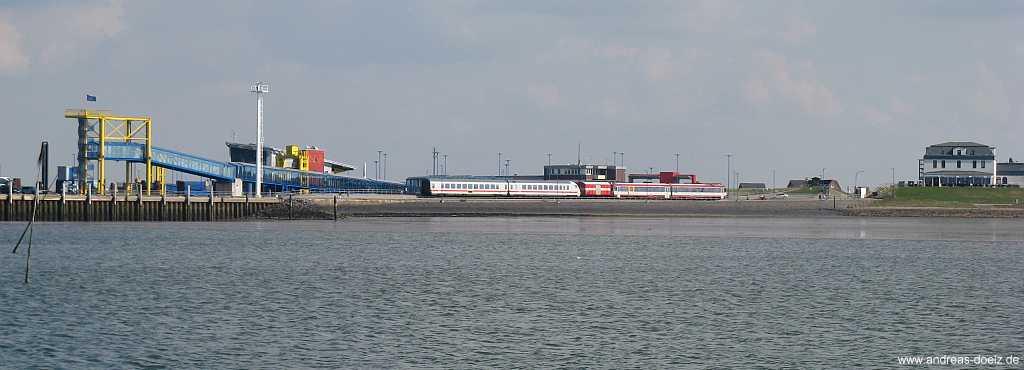 Fährhafen Dagebüll - das Tor zu den Inseln