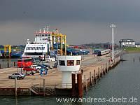 Anreise Fährhafen Dagebüll Amrum