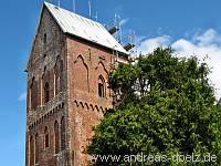 Kirche Friedhof Nieblum Föhr