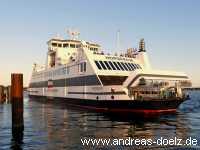 Häfen Schiffsverkehr Wittdün Amrum