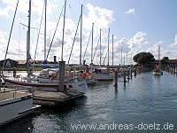 Häfen Yachthafen Wittdün Amrum