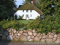Insel Orte Friesenwall Amrum