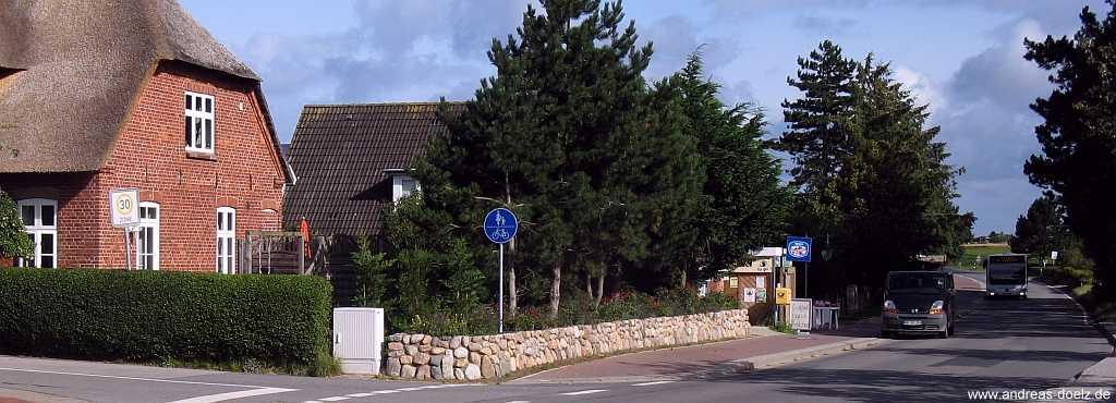 Süddorf auf Amrum