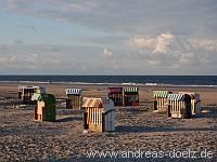 Morgenstimmung Strand Amrum