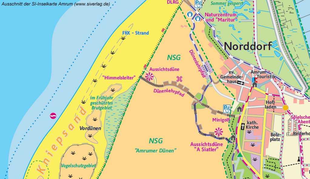 Norddorf Seit 1956 Das Seeheilbad Im Norden Von Amrum