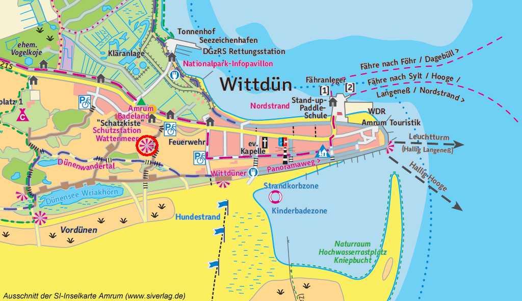 Karte Sylt Amrum.Zum Sonnenaufgang Auf Die Aussichtsdüne Bei Wittdün Auf Amrum